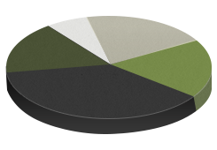 in4med - real time data pie chart